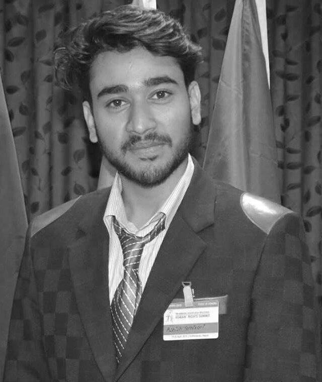 Ashish Adhikari