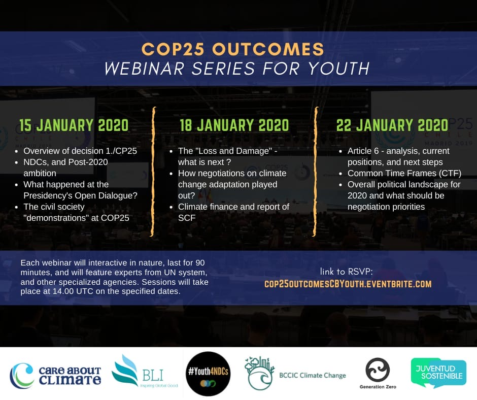 Youth Webinar Series