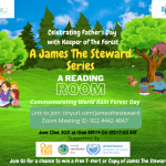 Fathers Day Reading Room